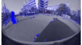 (LG 이노텍) 움직이는 단안 카메라를 사용한 이동 물체 검출